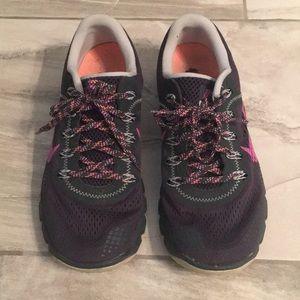 Women's Nike gym shoes